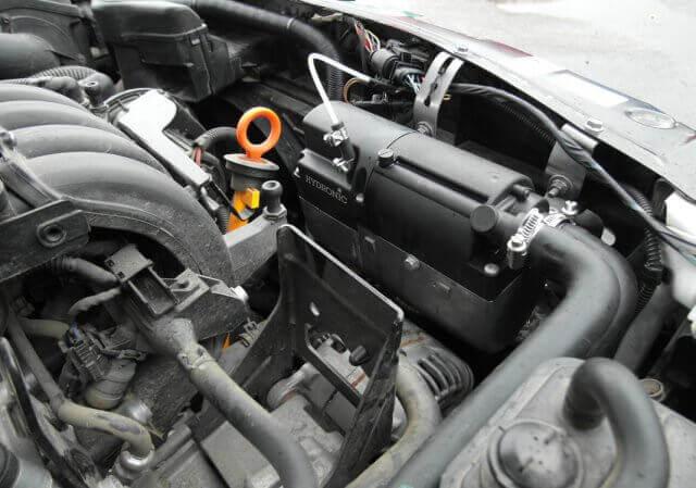 Сверхточная настройка ГБО с помощью широкополосного лямбда зонда (после установки)